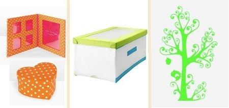 Decoración de primavera: tres objetos de deseo para renovar el dormitorio infantil