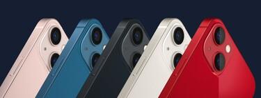 iPhone 13, 13 Mini, 13 Pro y 13 Pro Max: notch más pequeño, video cinematográfico y  pantalla de 120 Hz en los hermanos mayores
