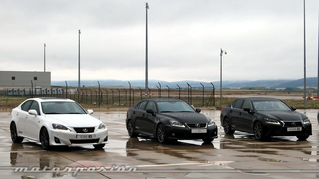 Foto de Gama Lexus F Sport (prueba) (1/42)