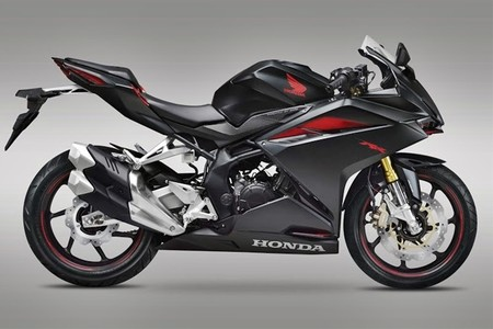 Honda Cbr 250 Rr Hrc