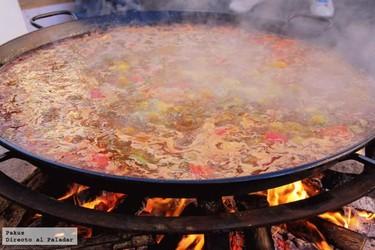Día de las Paellas. Más de 1000 paellas en las calles de Benicàssim