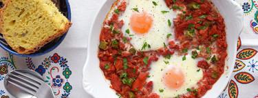 25 recetas fáciles a base de huevo para sumar proteínas en la cena