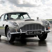 Aston Martin DB5 Golfinger Continuation: la preciosa joya de edición limitada con gadgets de James Bond, por fin al descubierto