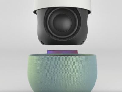 Parece que Google Home es en realidad un Chromecast con altavoz, micrófono y LEDs
