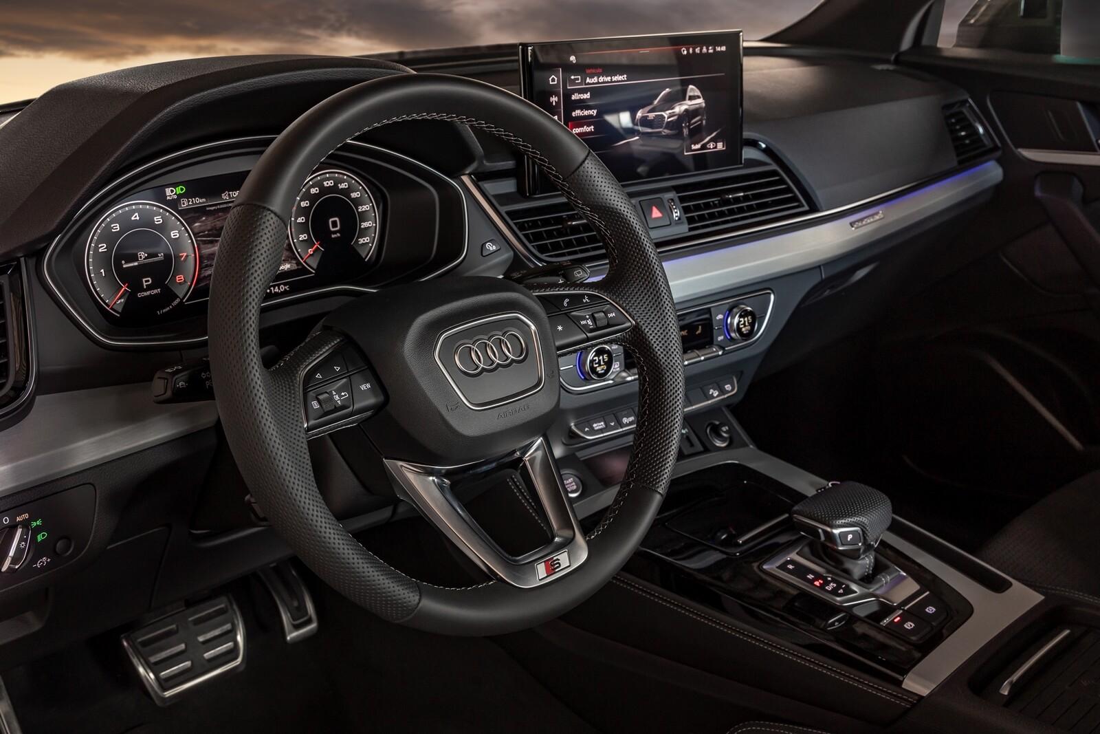 Foto de Audi Q5 2020, prueba (22/52)