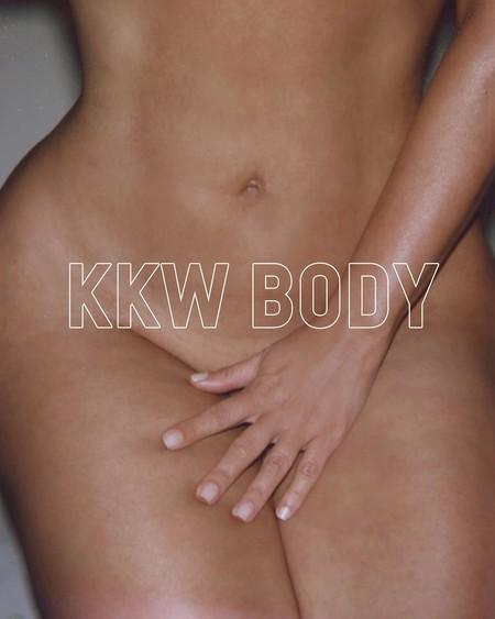 El último perfume de Kim Kardashian nos trae su cuerpo (desnudo) en miniatura