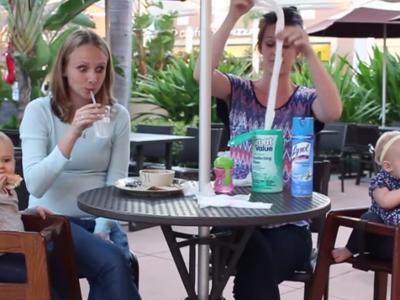 Los 17 mejores vídeos virales de padres, madres y bebés de 2015