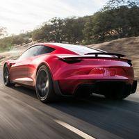 El Tesla Roadster equipará propulsores a gas, similares a los de un cohete, que irán ocultos tras la matrícula