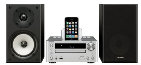 Onkyo CS-545UK, iPod e iPhone entran en campo del sonido Hi-Fi