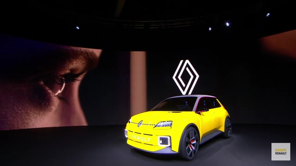 ¡Es oficial! Vuelve el Renault 5 como coche eléctrico, y promete ser asequible