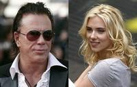 'Iron Man 2', Scarlett Johansson y Mickey Rourke se suman al reparto