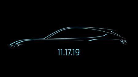 Confirmada la fecha de presentación para el primer SUV eléctrico de Ford inspirado en el Mustang
