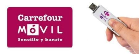 Carrefour móvil se revitaliza con llamadas ilimitadas y 2 GB por 25 euros al mes