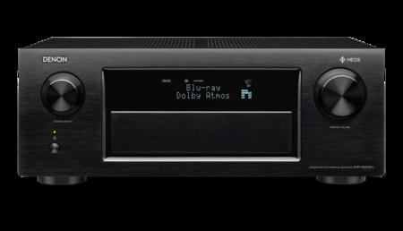 Denon apuesta con su receptor A/V AVR-X6300H por la conectividad para montar un sistema de sonido en casa
