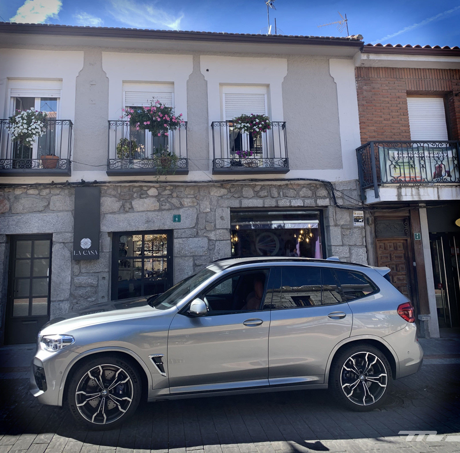 Foto de BMW X3 M 2020 (Presentación) (75/80)