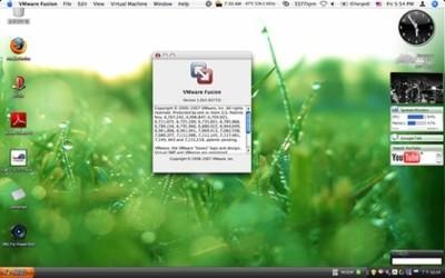 Nueva beta 3 de VMware Fusion con soporte para BootCamp