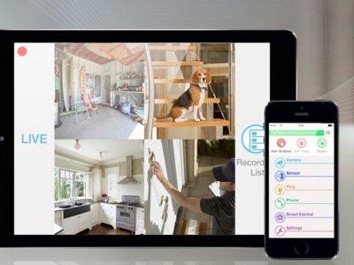 Hemos probado: Smart Home de Panasonic, para irse tranquilo de vacaciones