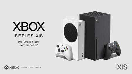 La Xbox One Series S y Xbox One Series X se podrán reservar a partir del 22 de septiembre, incluso en Xbox All Access