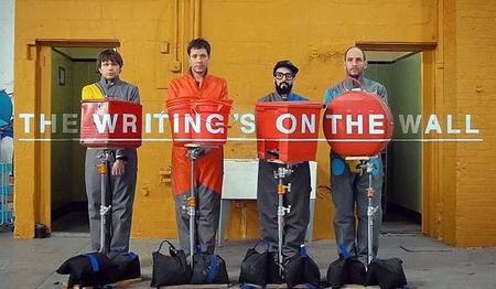 OK Go nos vuelve a sorprender con su nuevo video
