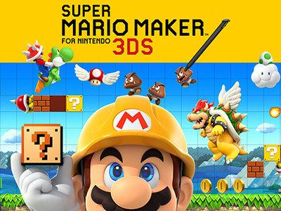 ¿Será igual de fácil? Quince minutos de gameplay de Super Mario Maker 3DS