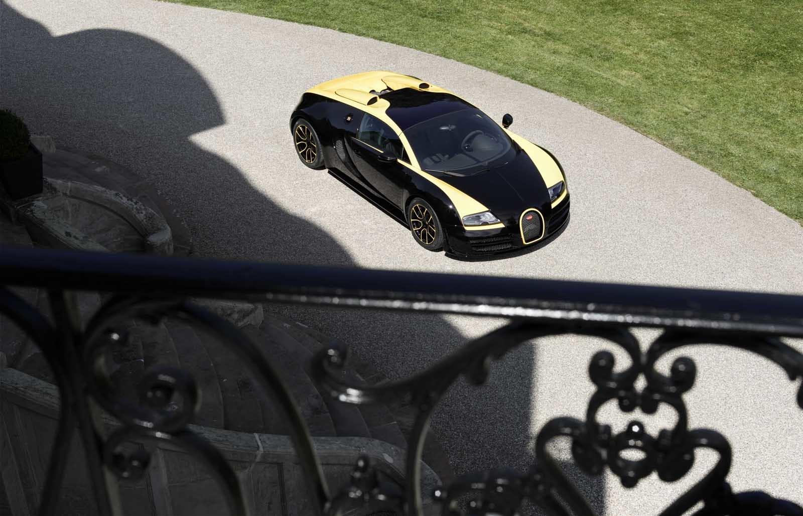 Foto de Bugatti Veyron 1 of 1 (5/12)