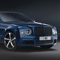 Bentley Mulsanne 6.75 Edition by Mulliner, la marca despide su motor V8 con 30 unidades exclusivas
