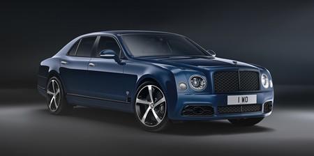Bentley Mulsanne 6.75 Edition by Mulliner, la marca despide su motor V8 con 30 unidades exclusivas