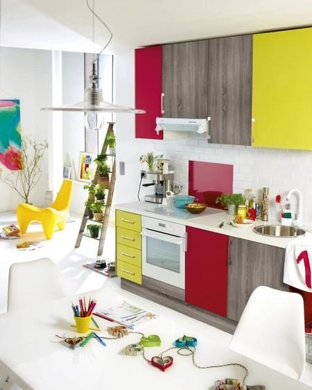 Cocinar, comer, trabajar… Apúntate a las cocinas multifuncionales