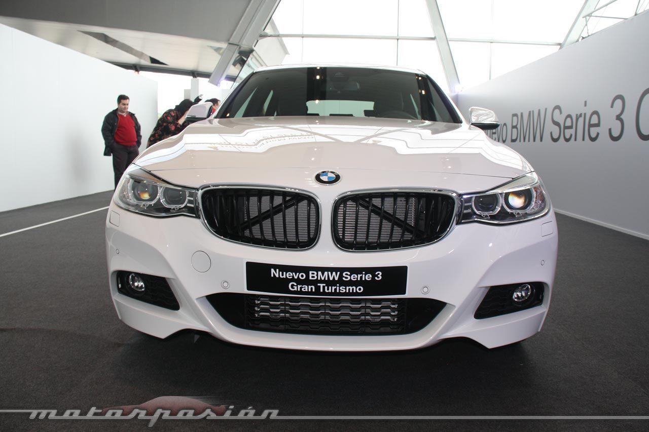Foto de BMW Serie 3 GT (Presentación estática) (29/43)