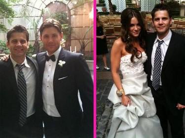 Jensen Ackles se nos ha casado ya con Danneel Harris ¡cachis!