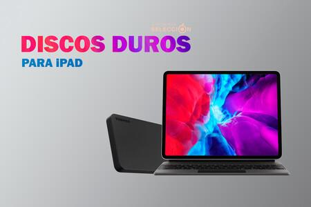 Qué disco duro comprar para iPad en 2021: 10 unidades de almacenamiento para aumentar la capacidad de la tableta