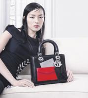Este otoño, la tendencia Envelope inspira también al bolso Lady Dior