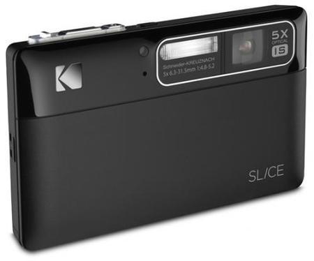 Kodak Slice, elegante compacta con pantalla táctil
