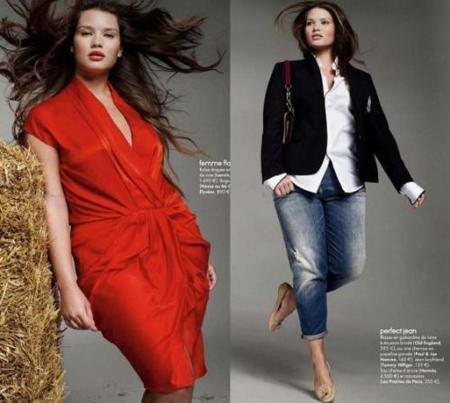 Tendencias de primavera para mujeres de talla 48: moda hecha para curvas y cuerpos redondos