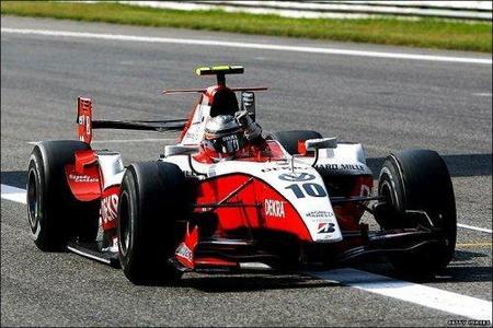 ART Grand Prix también quiere su escudería de Fórmula 1