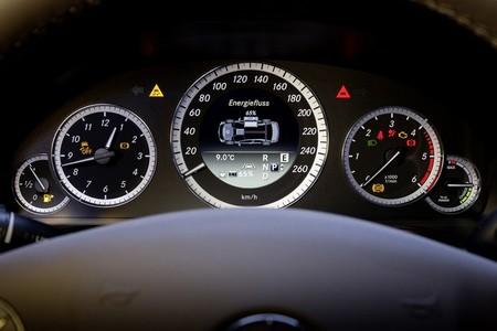 Mercedes e 300 BlueTEC cuadro relojes