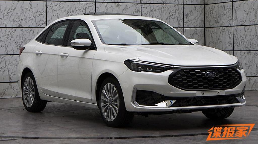 ¡Espiado! El Ford Escort 2022 se renueva: un rival de Cavalier que haría sentido en México