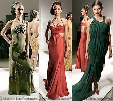Rami Kashou en la Semana de la moda de Los Ángeles Otoño/Invierno 2007/08