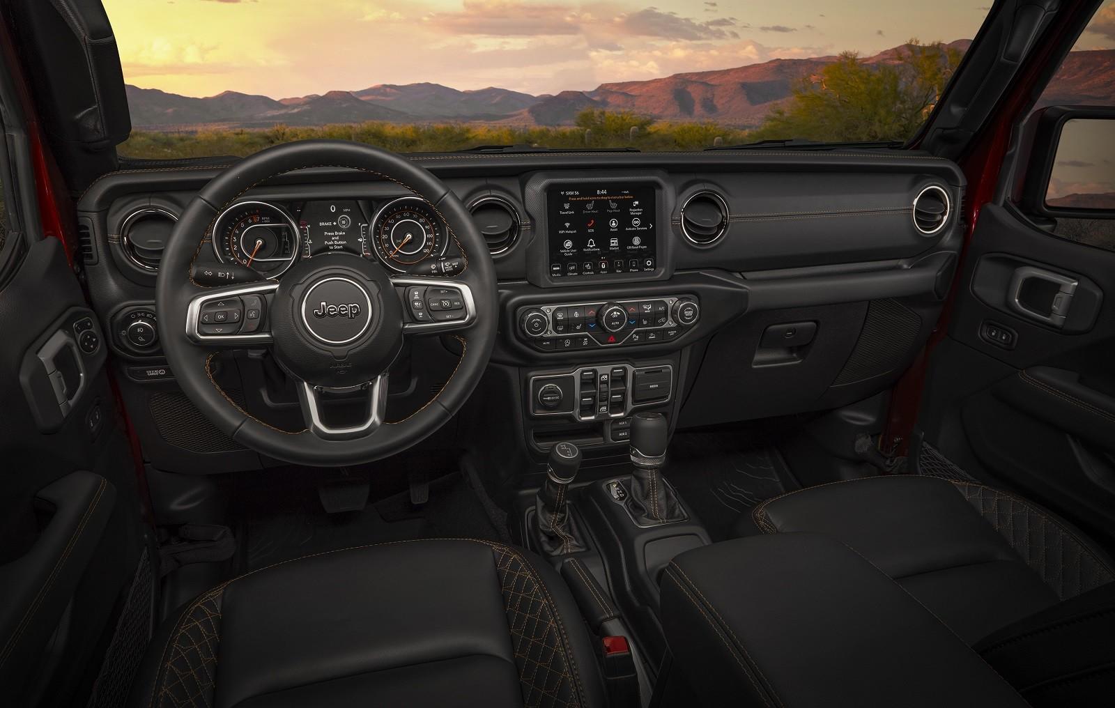 Foto de Jeep Wrangler y Gladiator High Altitude (7/10)