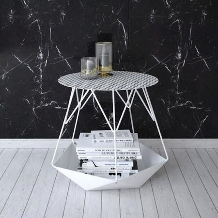 Stylish Krater Side Table With A Space For Cats 3 554x554