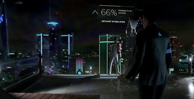 Detroit Become Human Rehen