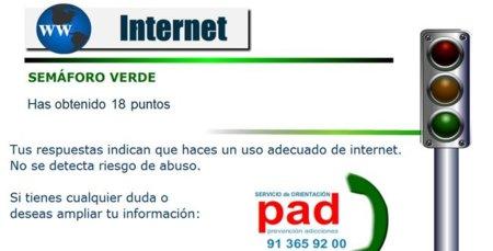 ¿Eres adicto a Internet y las nuevas tecnologías? Compruébalo con el test de Madrid Salud
