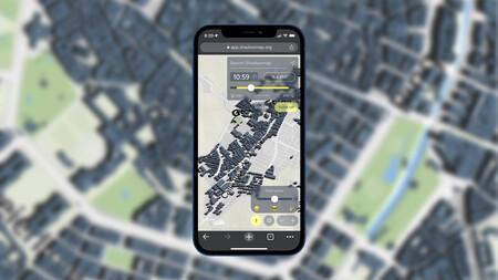Shadowmap: el Google Maps veraniego para conocer las zonas de sombra y no pasar (tanto) calor