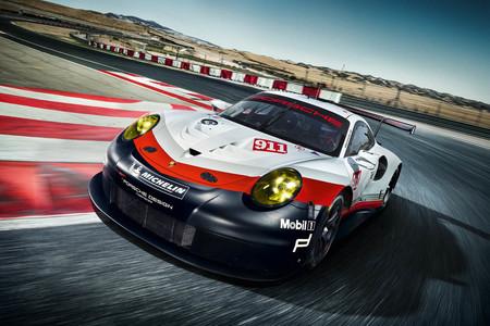 Porsche 911 RSR 2017, el nuevo terror de las pistas con un corazón de 500 hp