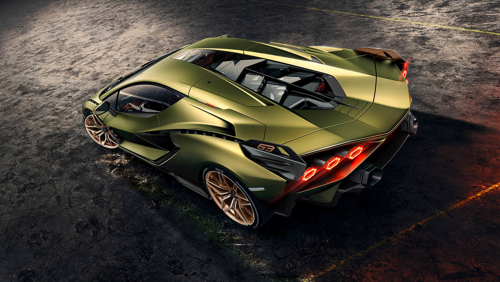 Foto de Lamborghini Siàn (15/18)