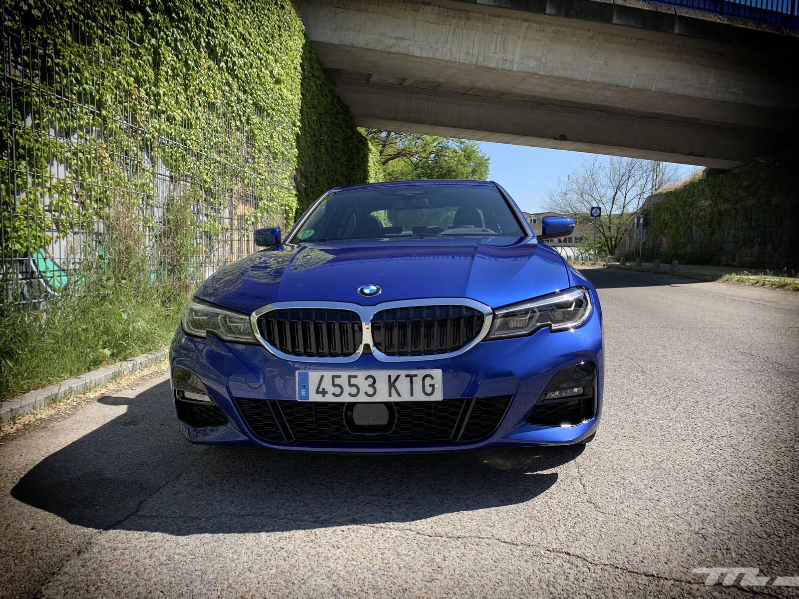 Foto de BMW 330i (prueba) (31/48)