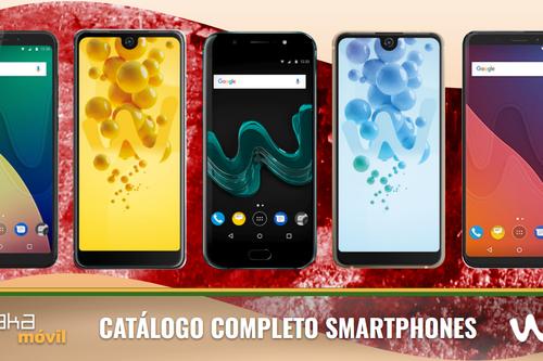 Así queda el catálogo completo de smartphones Wiko tras las novedades presentadas en el MWC 2018