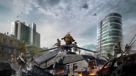Infinity Ward retira los helicópteros en Call of Duty Warzone: un glitch permitía volar bajo el mapa mientras masacrabas jugadores