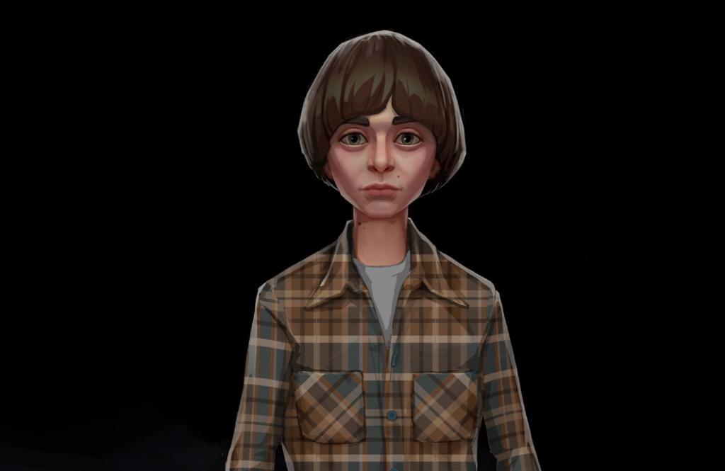 Salen a la luz metrajes y diseños del Stranger Things de Telltale Games en fase de desarrollo