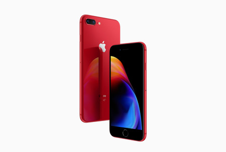 iPhone 8 (PRODUCT)RED ya es oficial: así es la edición especial del iPhone 8 y el iPhone 8 Plus en la lucha contra el VIH